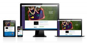 FunSand Website Design