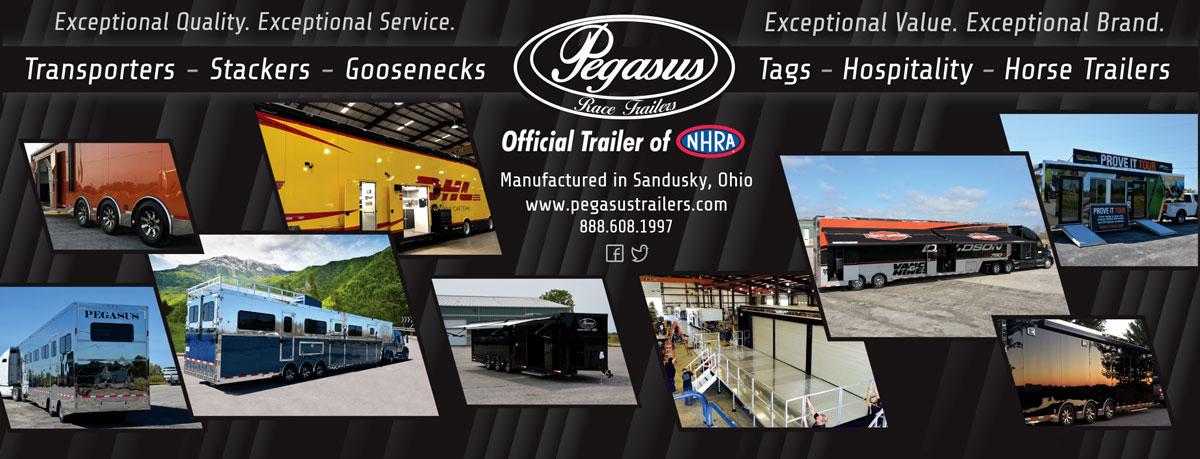 Pegasus Trailers Tradeshow Booth Design